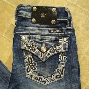 Miss Me jeans size girls 14